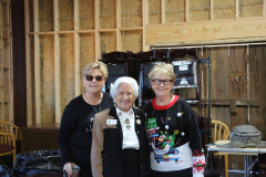 2020 District # 52 Xmas Party Buggy Barn Museum Art