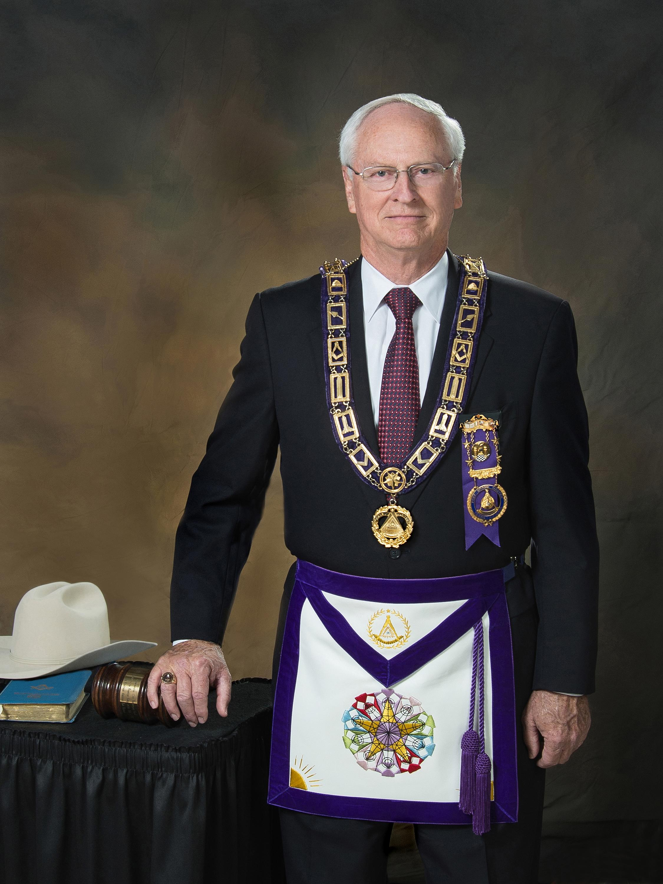 Grand Masters | The Grand Lodge of Texas